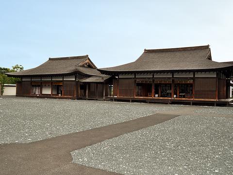 Kiyohirakan.Fujiwara Heritage Park