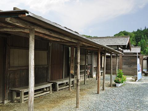 Machinami-Street.Fujiwara Heritage Park