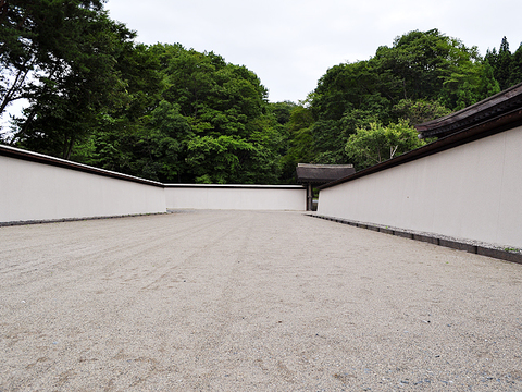 Oji. Fujiwara Heritage Park