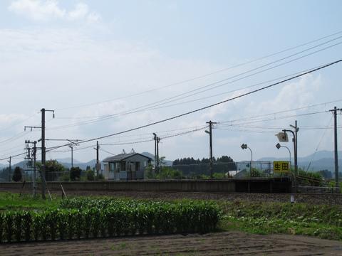 JR生田駅