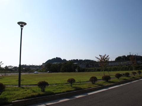 角館駅東公園