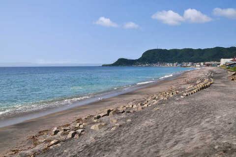 Omori-hama Beach