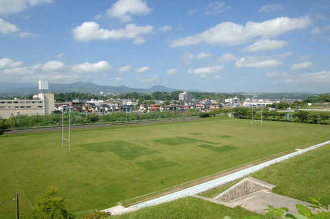 Nesaki Park Rugby Stadium