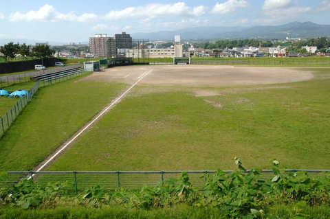 Nesaki Park Baseball Stadium