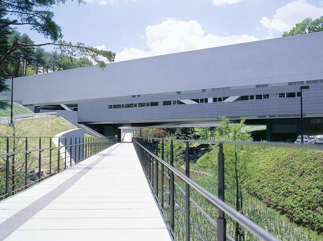 Sendai Literature Museum