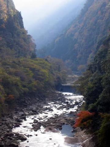 Kaochi ravine