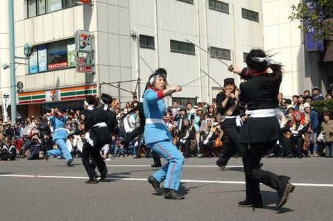 Hakodate Goryokaku-sai Festival