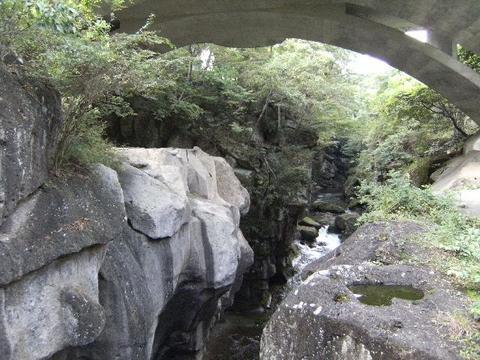 Rairai Gorge