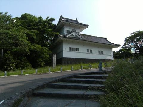 Sendai Castle Sumiyagura