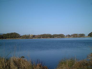 kawahara lake