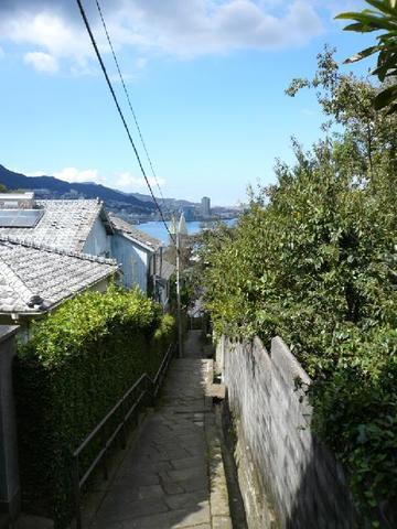 kinen-zaka slope