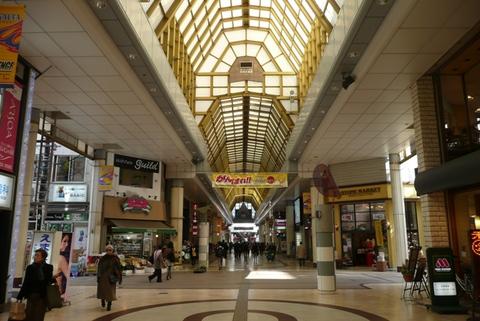 Ohmachi shoping street