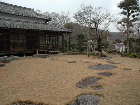 geisenkaku(japanese style building &street)
