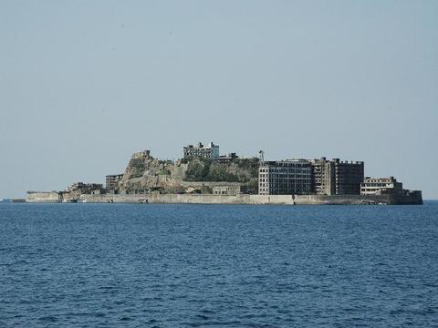 warship island(hashima island)