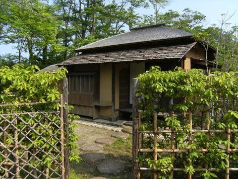 Tea room Zangetsutei