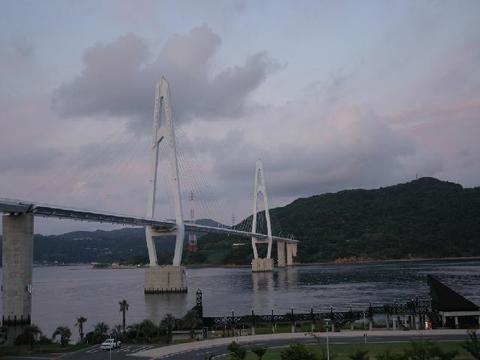 osima bridge(saikai city)