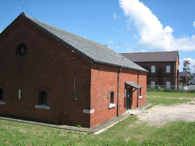 brick werehouse