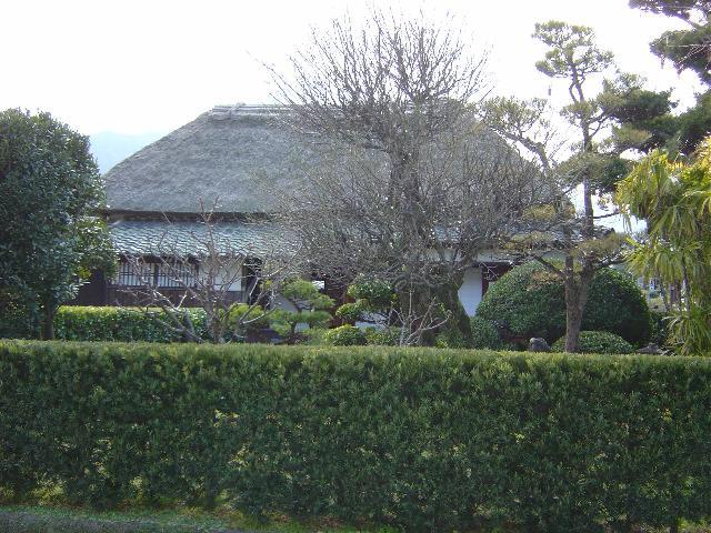 武家屋敷と庭園(島原市)