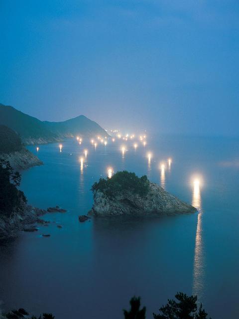 漁火(対馬市)