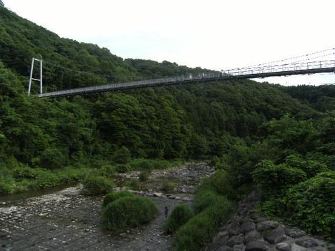 Suspension Bridge of Yamabiko