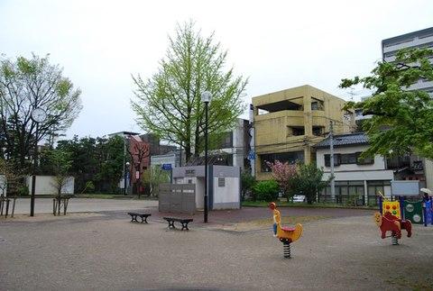 白銀町公園