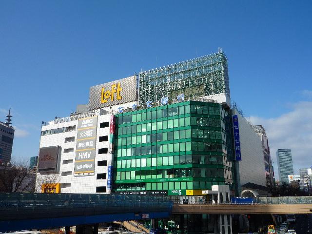 仙台駅前ヒューモスファイヴ