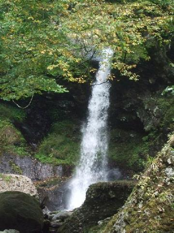 Anetaki  waterfall