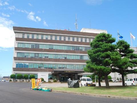大沢野総合行政センター