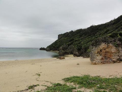 Ukuno beach at Miyagi island