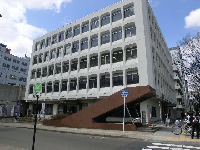 仙台市役所北庁舎
