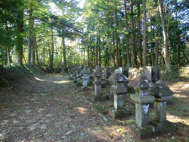 覚照寺(伊達御廟)