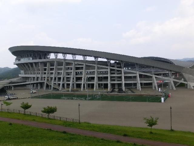 宮城県総合運動公園(グランディ21)