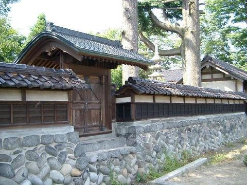 竹島家住宅