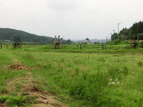 田園風景(栗原市一迫長崎地区)