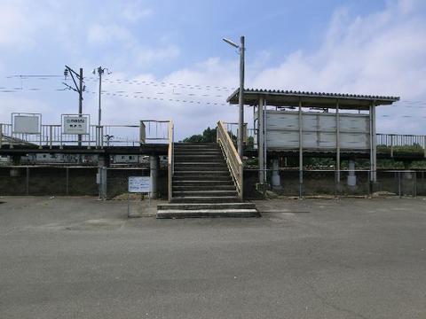 阿武隈急行 南角田駅
