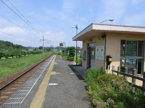 阿武隈急行 岡駅