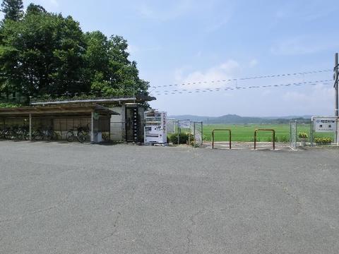 阿武隈急行 横倉駅