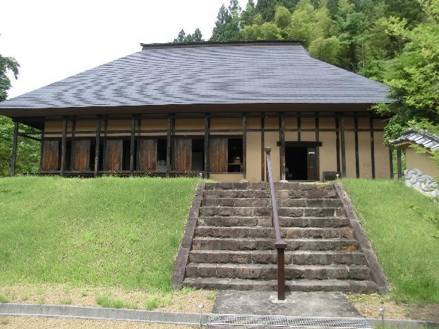 孤雲屋敷(旧佐藤家住宅)