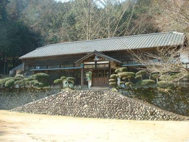 木造校舎(綾上)