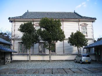 丸亀高校記念館