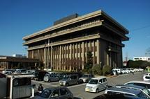 市役所庁舎