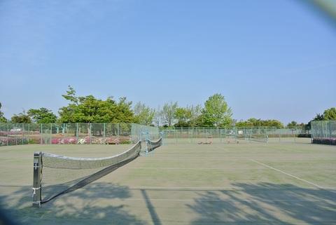 南谷テニスコート