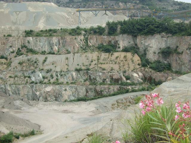 金田採石場