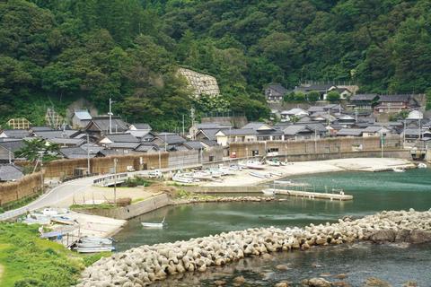 間垣の里(大沢町)