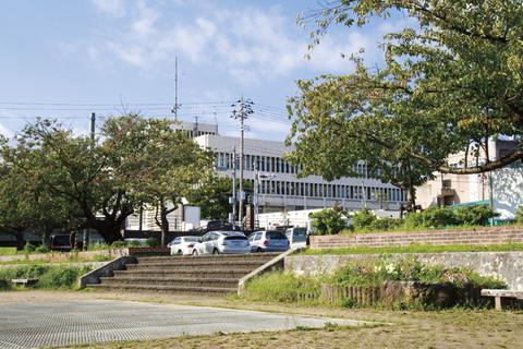 輪島市役所
