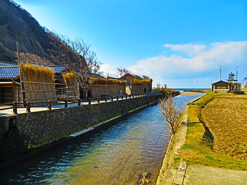 間垣の里(上大沢町)