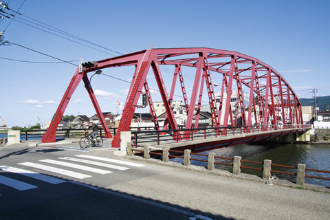 Irohabashi Bridge