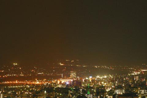 四季折々の盛岡の姿を眺めることができる。夕景・夜景も美しい。