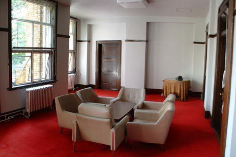 岩手県公会堂特別室