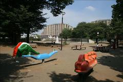 矢川上公園(遊具)